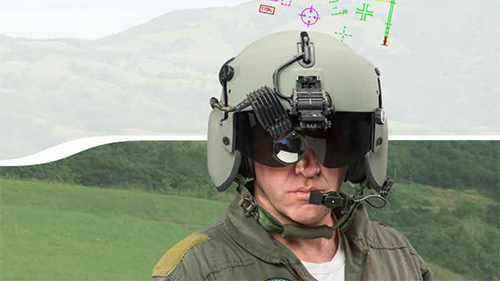HDTS Helmet Display and Tracking System