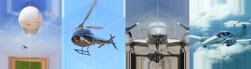 航空機用監視システム