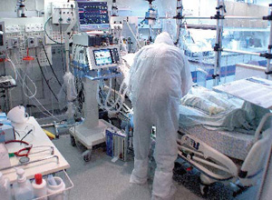 ポータブル医療隔離室・ICU