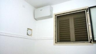 シェルタ用空気清浄装置